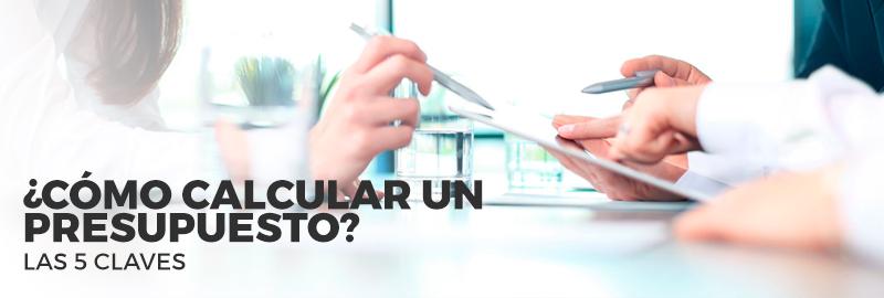 como calcular presupuesto traduccion